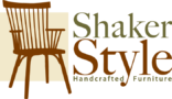 Shaker Style Handcrafted Furniture Logo