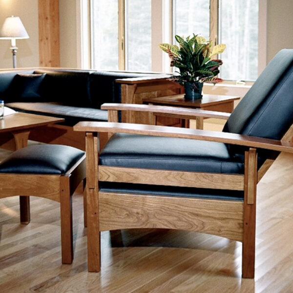 Untitled 3 Morris Chair