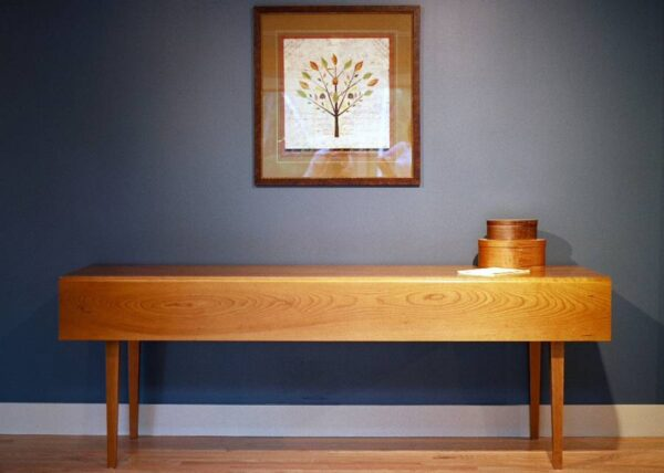 dining table harvest drop leaf table lifestyle1 Drop Leaf Table