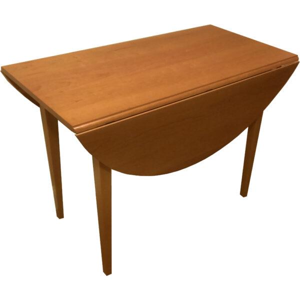 Oval Drop Leaf Table