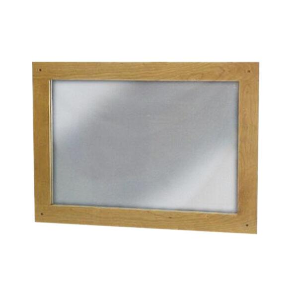 shaker mirror