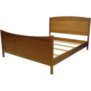 Shaker Frame and Panel Bed