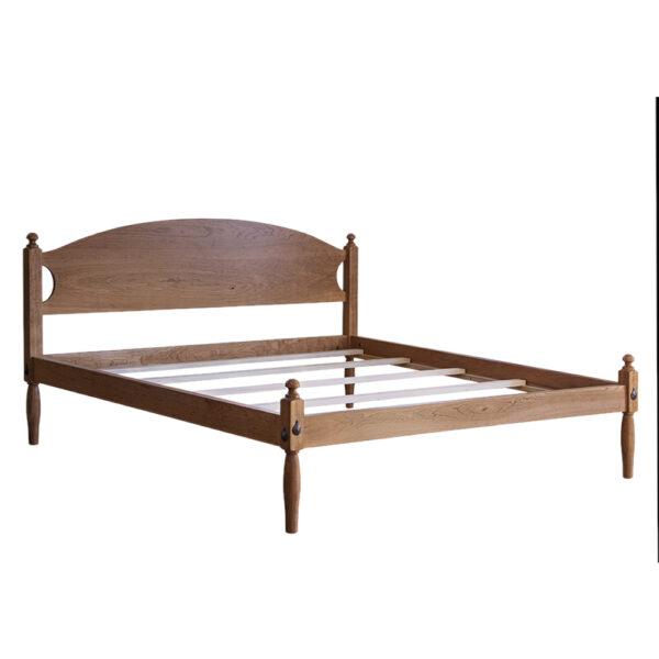 Shaker Low Post Platform Bed