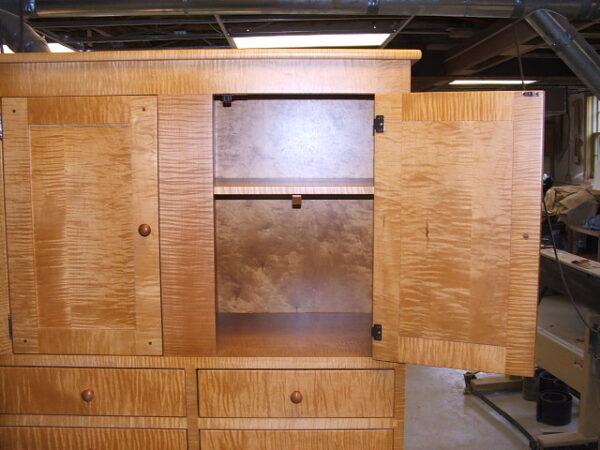 bedroom furniture elders chest vertical drawer chest dressers Shaker Elders Chest