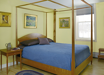 bedroom furniture night table beds pencil post bed Pencil Post Bed
