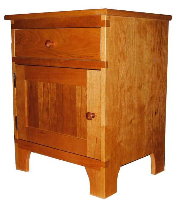 chests dressers side chest door closed Shaker Side Chest