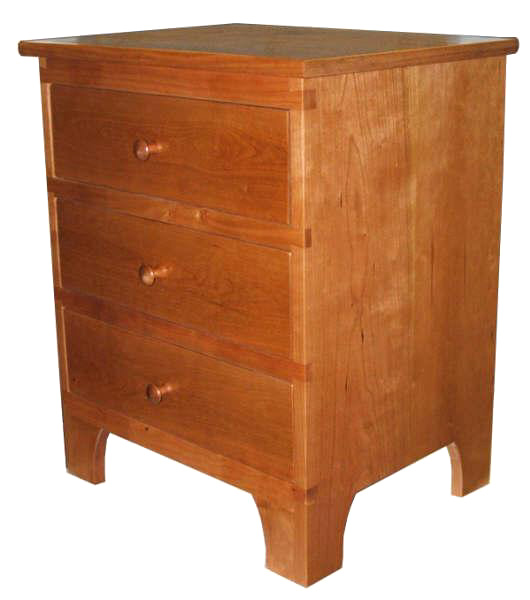 chests dressers side chest drawer Shaker Side Chest