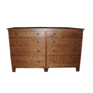 horizontal chest