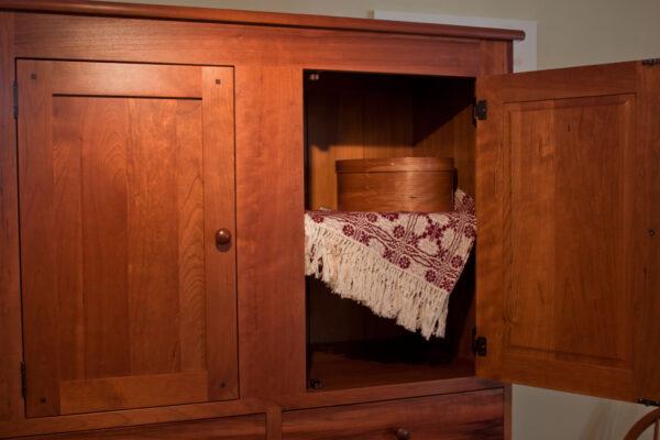 elders chest vertical drawer chest dressers Shaker Elders Chest