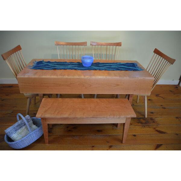 shaker style 0006 seating shaker style farm bench harvest bench Farm Bench