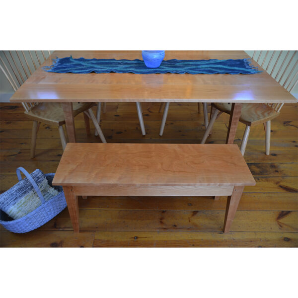 shaker style 0007 seating shaker style farm bench harvest bench harvest table Farm Bench