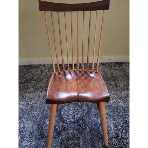 shaker style 0009 seating eastview side chair walnut Eastview Dining Chairs
