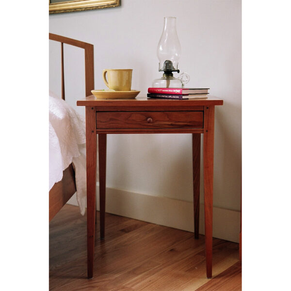 shaker style 0107 accent tables shaker night stand side table Shaker Side Stands & Night Tables