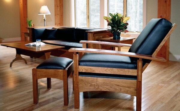 trestle coffee table living room furniture set Trestle Coffee Table